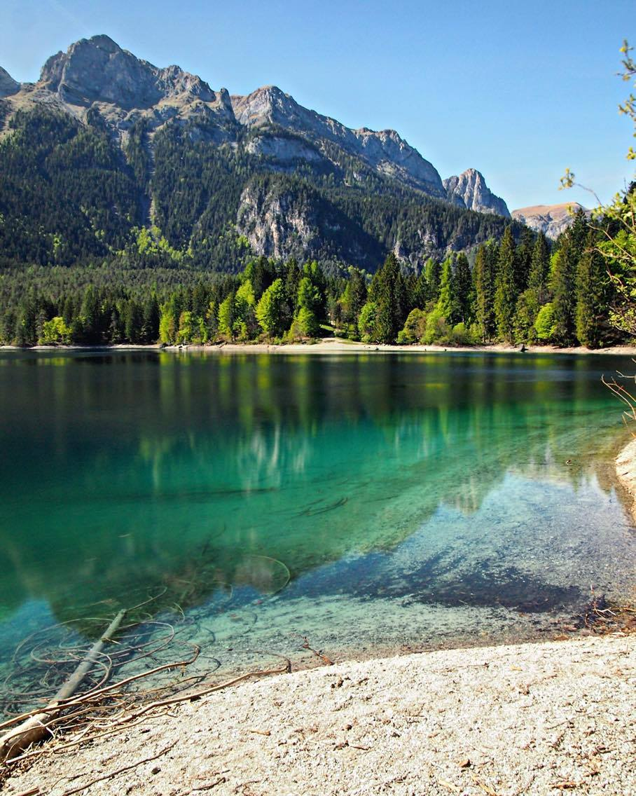 10 cose da fare in val di non-lago di tovel