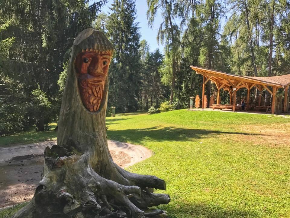 Bosco delle fate di Preghena-Val di Non