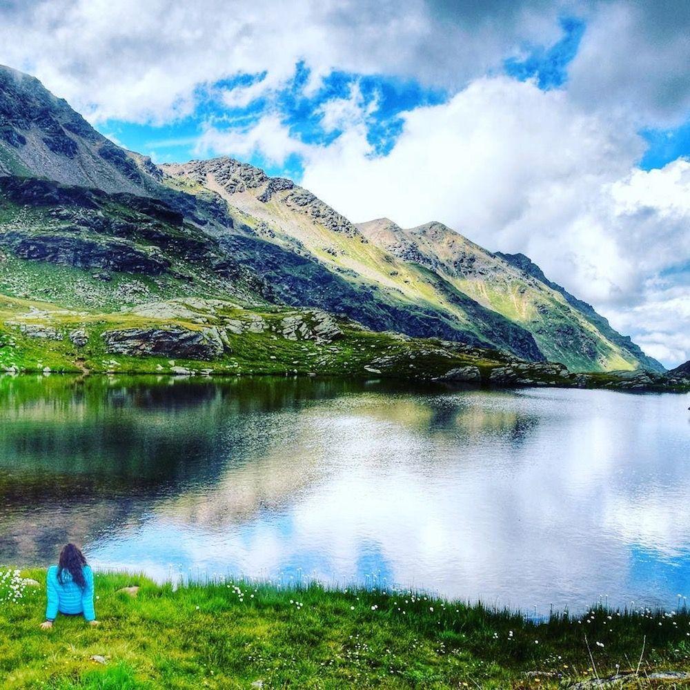 laghi di montagna-lago corvo