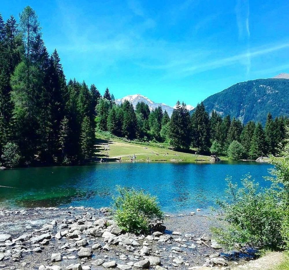 3 laghi di montagna per cui vale la pena uscire dalla val di non - Laghi dove fare il bagno veneto ...