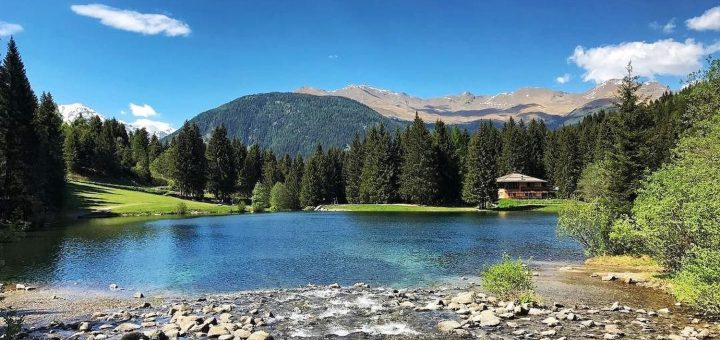 lago dei caprioli