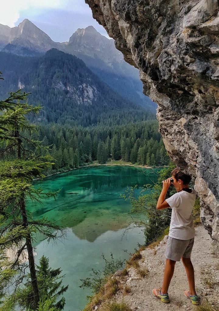 lago-di-tovel-lezioni di vita-montagna
