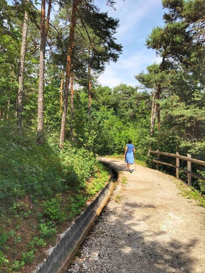 sentiero Margherita