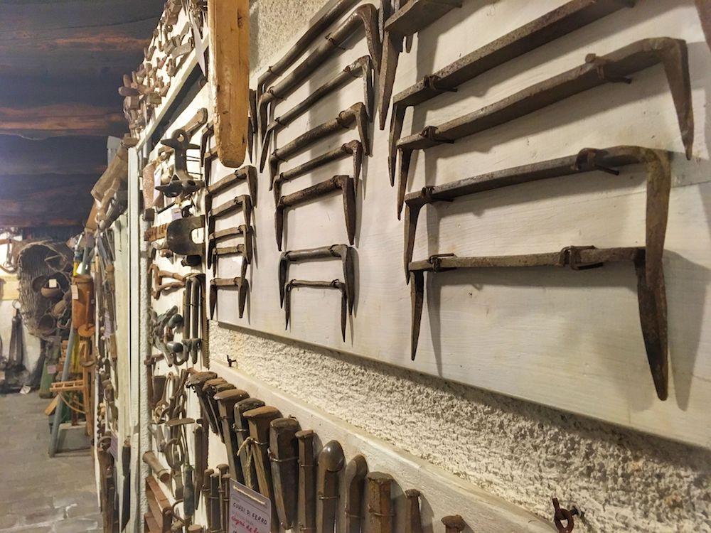 Casa Museo Sanzeno - Giusppe Wegher ph I Love Val di Non