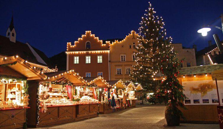 Mercatini di Natale Vipiteno I Love Val di Non