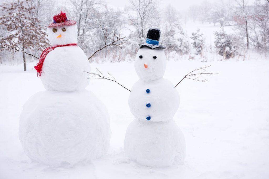 pupazzo di neve