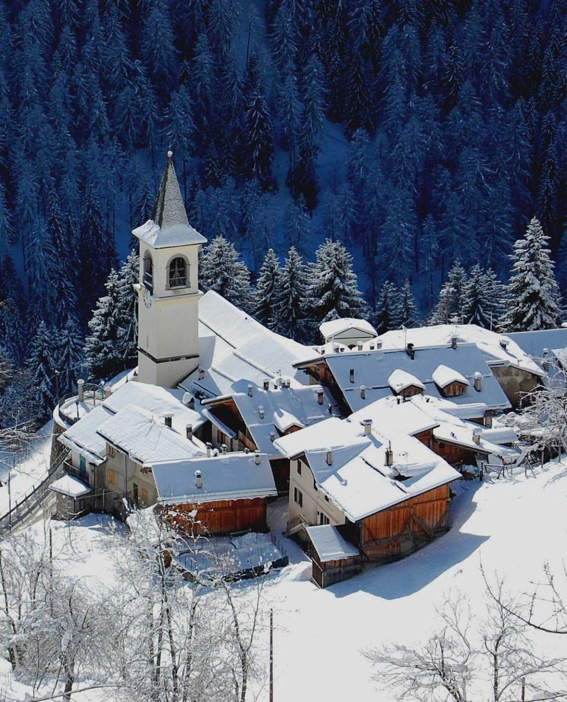 trentino alto adige in inverno-Val di Rabbi
