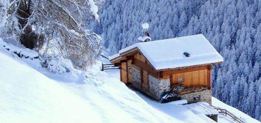 posti belli in inverno in trentino alto adige-val di rabbi