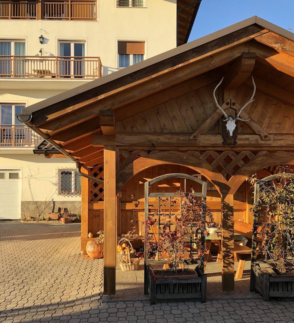 Agritur Monte Pin-Val di Non-Trentino