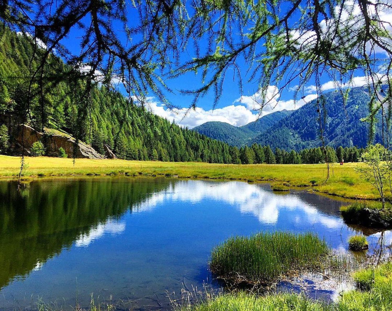giro del lago-covel-val di pejo