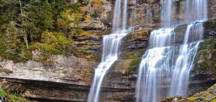 cascate in trentino