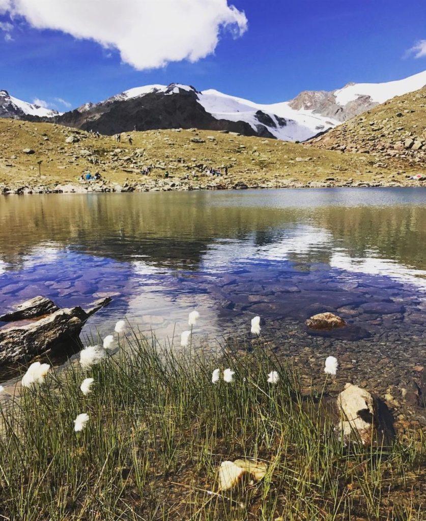 lago-delle-marmotte-laghi in val di sole