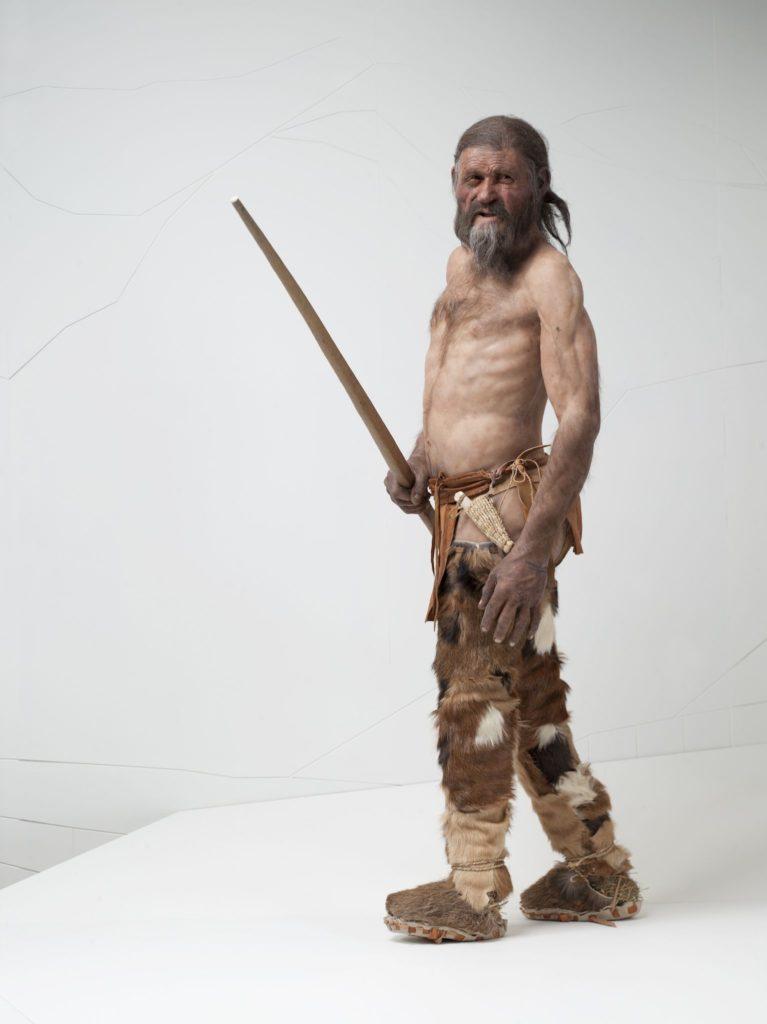 © Museo Archeologico dell'Alto Adige-Ötzi