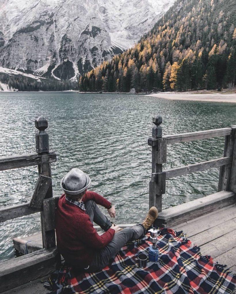 lago di braies-alto adige