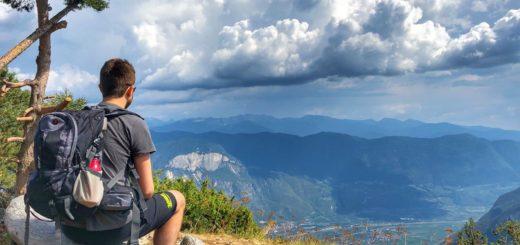 malga coredo-punto panoramico