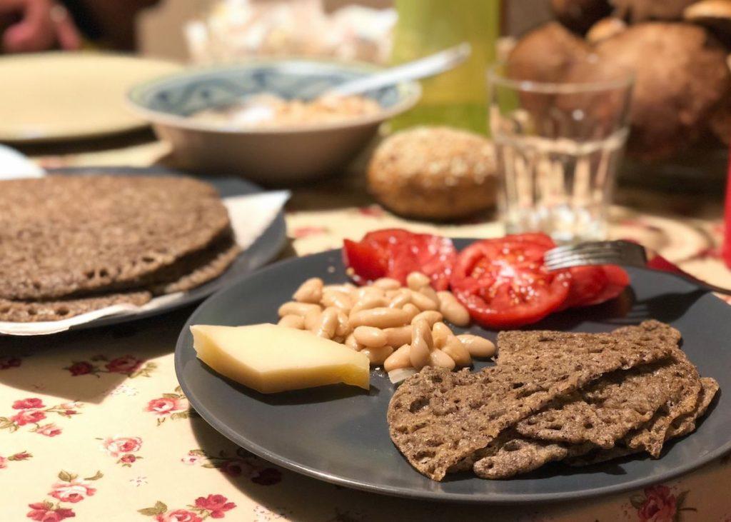 tortei da formenton ricetta-grano saraceno