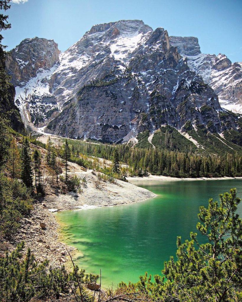 lago di braies-dolomiti