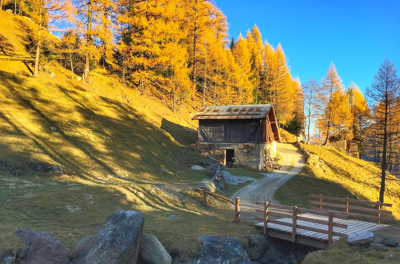 passeggiata a covel-autunno
