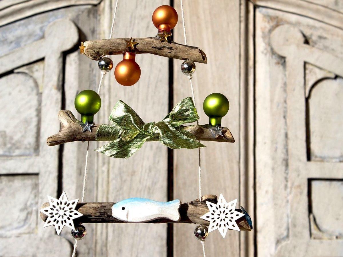 Albero Di Natale Fai Da Te.5 Semplici Idee Per Un Albero Di Natale Originale E Bellissimo