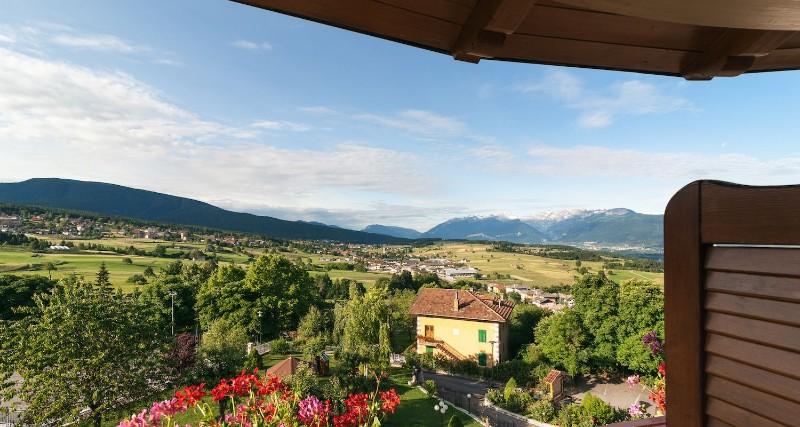 Blumen Hotel Belsoggiorno. Scoperta, gusto e benessere in Val di Non