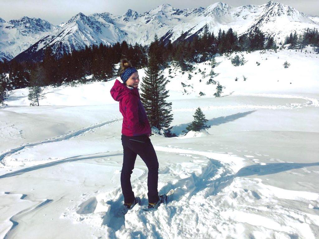 monte Popi vista sulle Maddalene