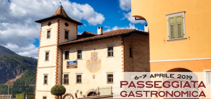 passeggiata-gastronomica-Revò festa di primavera in Val di Non