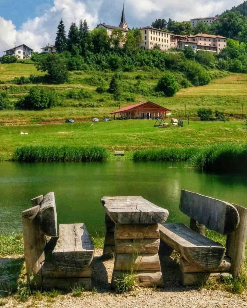 laghetti di ruffrè-laghi in Val di Non dove arrivare a piedi
