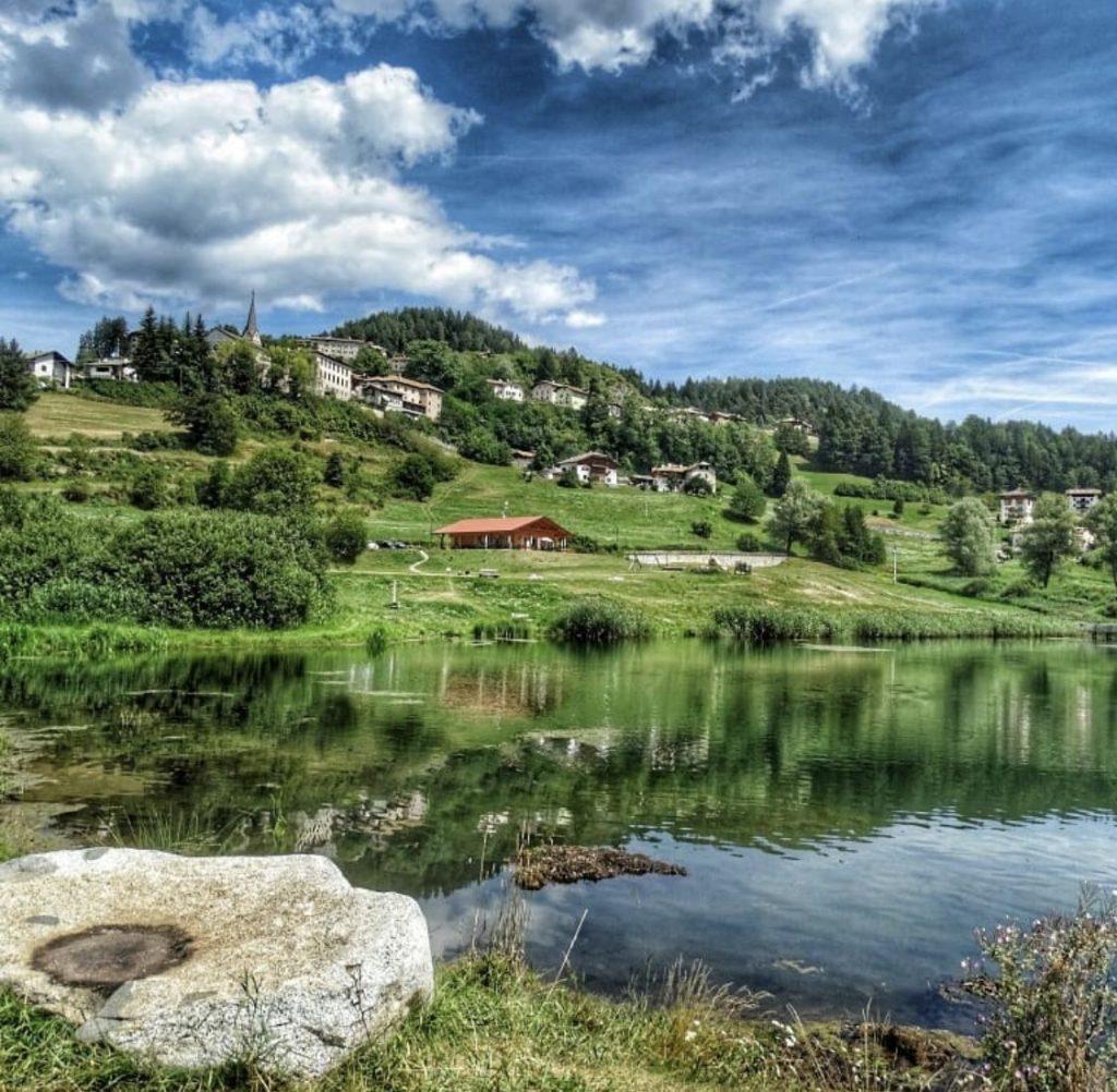 laghi in Val di Non in macchina-laghetti di ruffrè