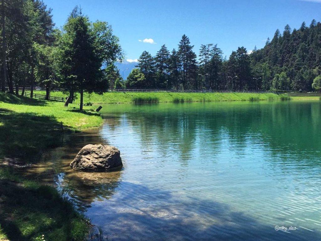 laghi in Val di Non dove arrivare con passeggiata-laghi di Coredo e Tavon