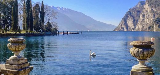 lago di garda-primavera