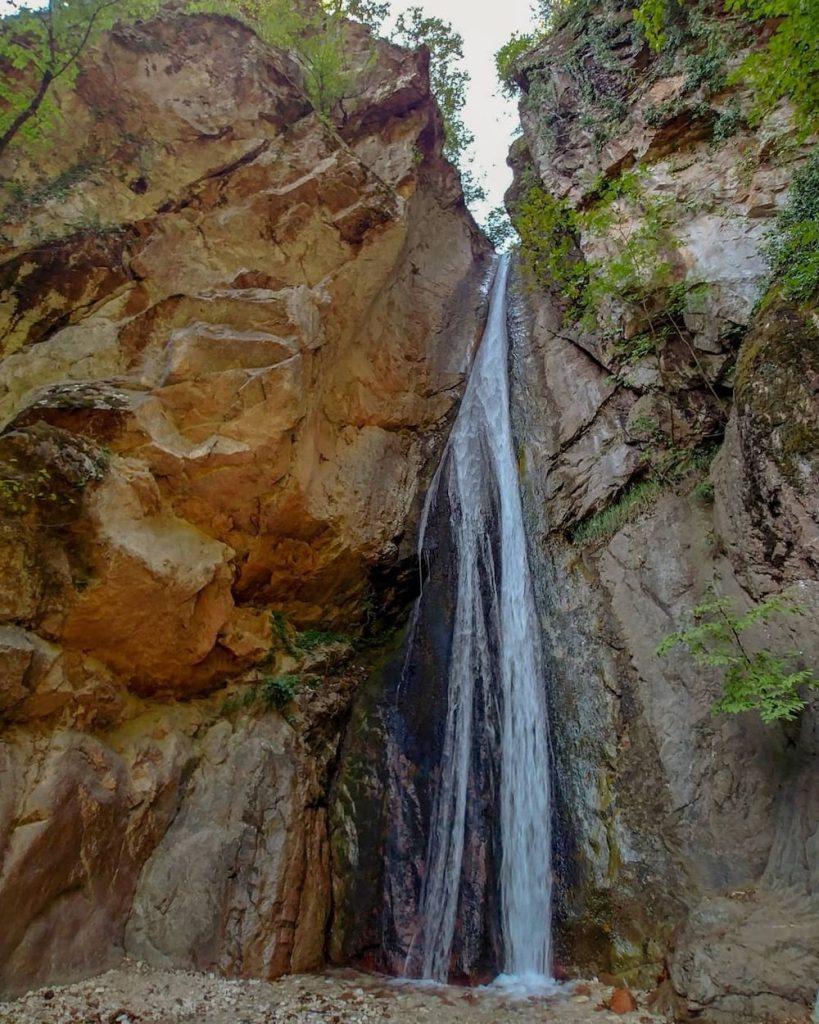 canyon in trentino alto adige-Gola Rastenbach