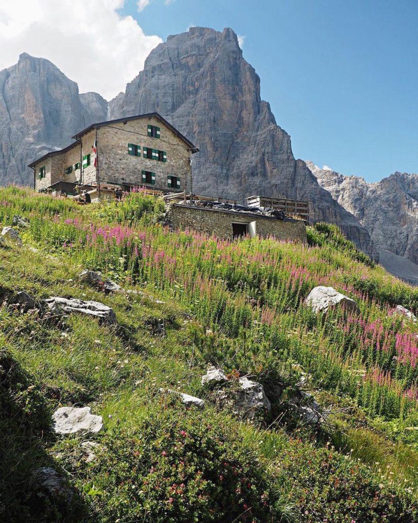 rifugio Ai Brentei