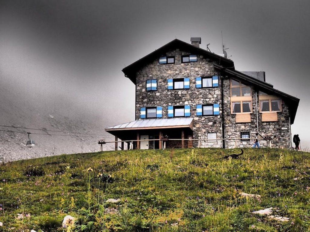 rifugio Graffer-Dolomiti di Brenta