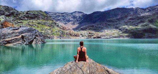 giro dei laghi del cevedale-lago careser
