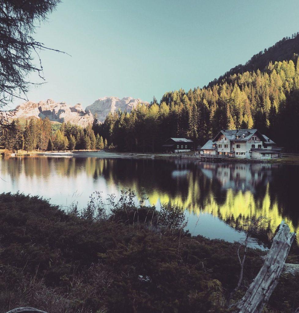lago nambino madonna di campiglio