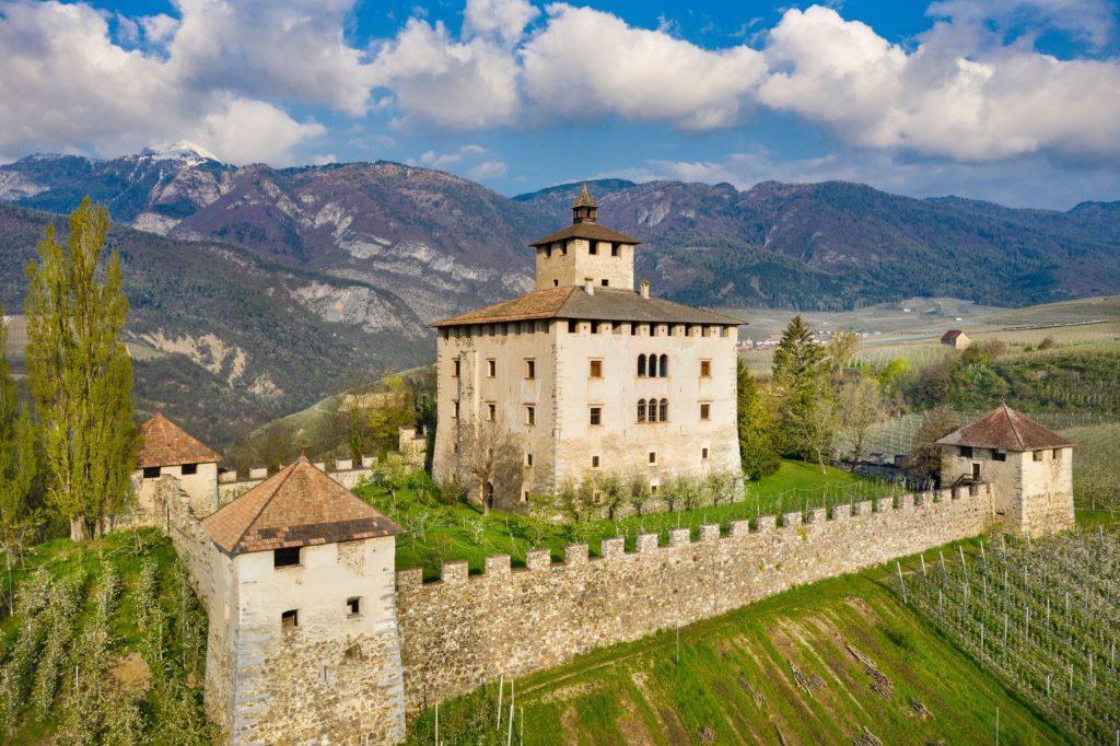 Castel Nanno-castelli visitabili in Val di Non