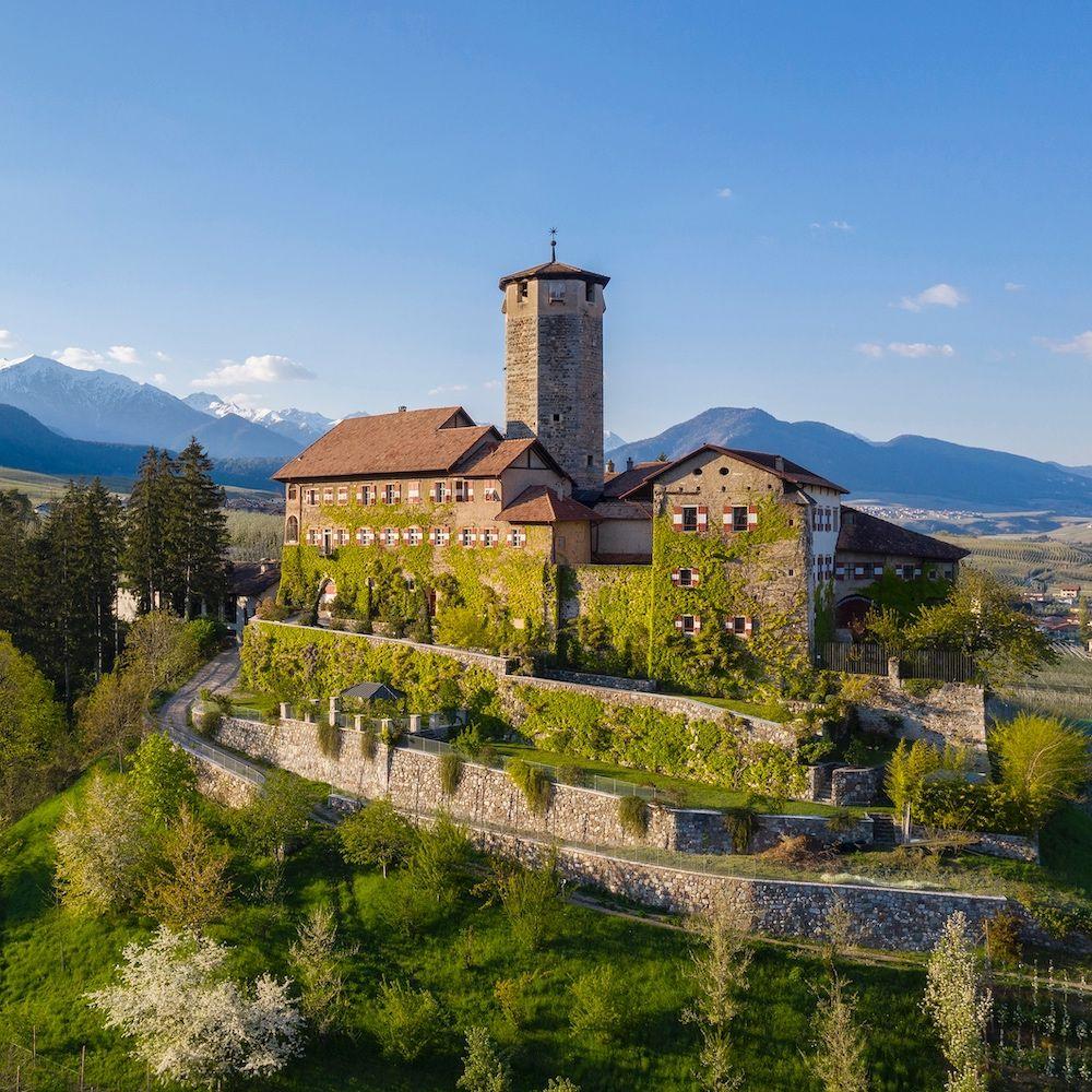 Castel Valer-castelli visitabili in Val di Non