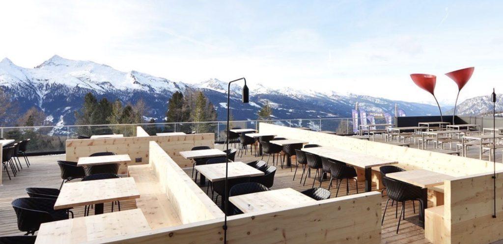 terrazze panoramiche in Trentino-chalet 44