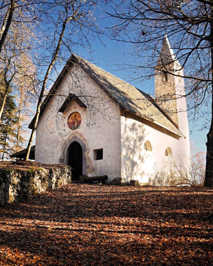 chiesa di san pancrazio val di non