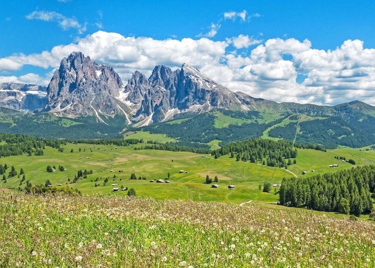 paesaggi trentino alto adige-alpe di siusi