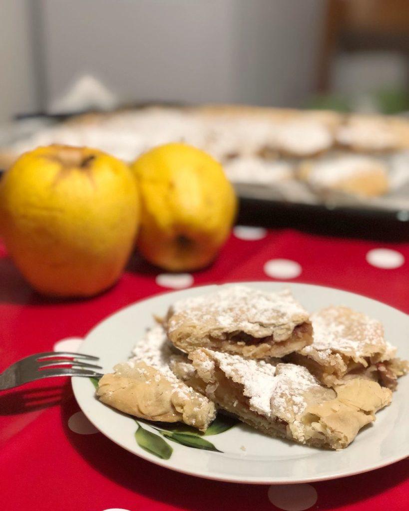 Torta di mele in 1 minuto