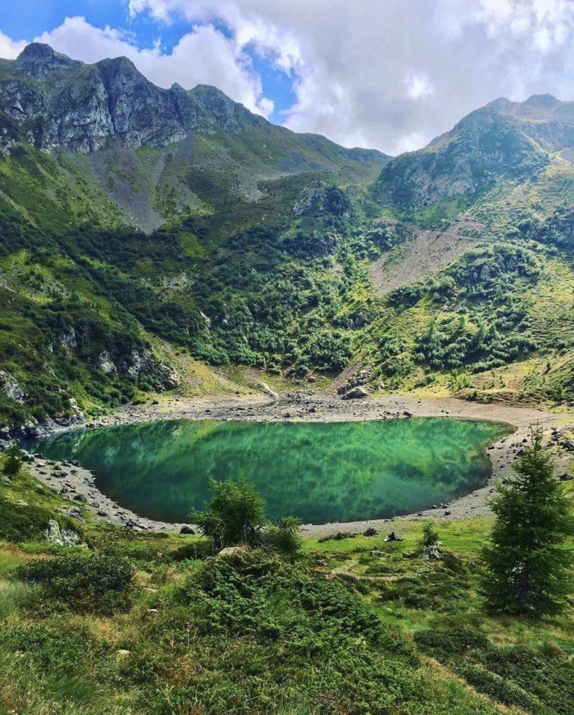 lago di erdemolo-valle dei mocheni