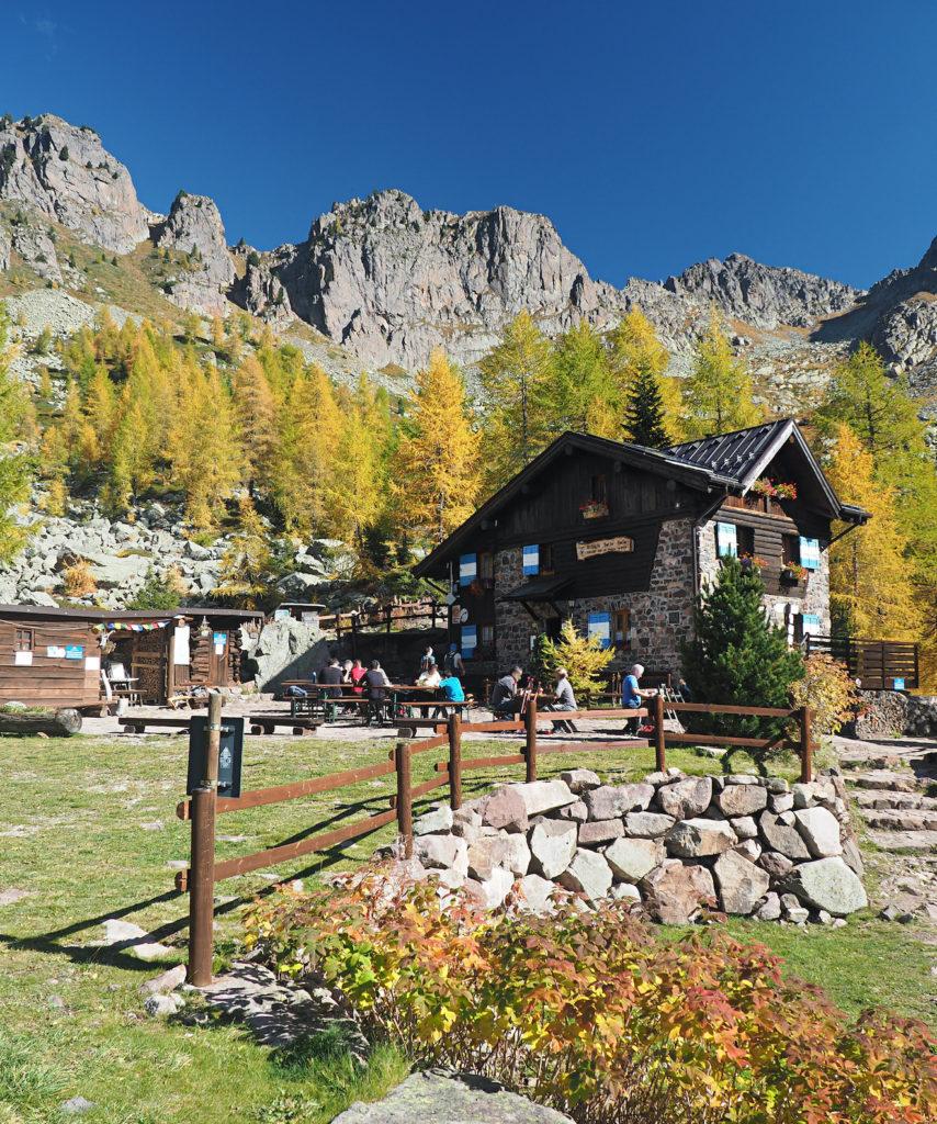 rifugio sette selle autunno