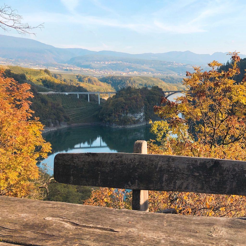 punto panoramico castelaz