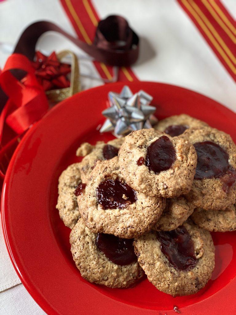 biscotti alle noci senza burro