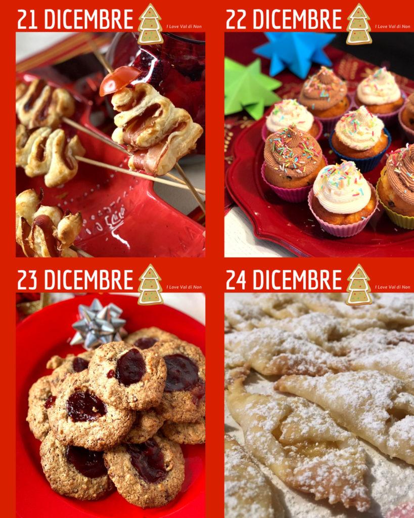 ricette per le feste di natale calendario avvento