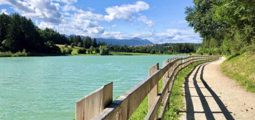 due laghi di coredo e tavon