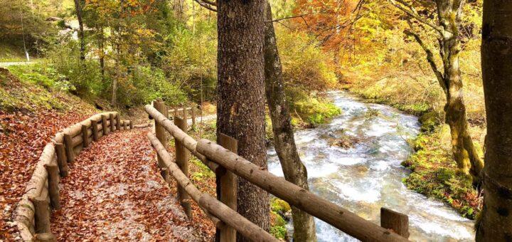 tovel-sentiero delle antiche segherie